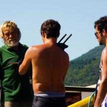 Severo Cruz, Diogo Borges and Nuno Sá Pessoa