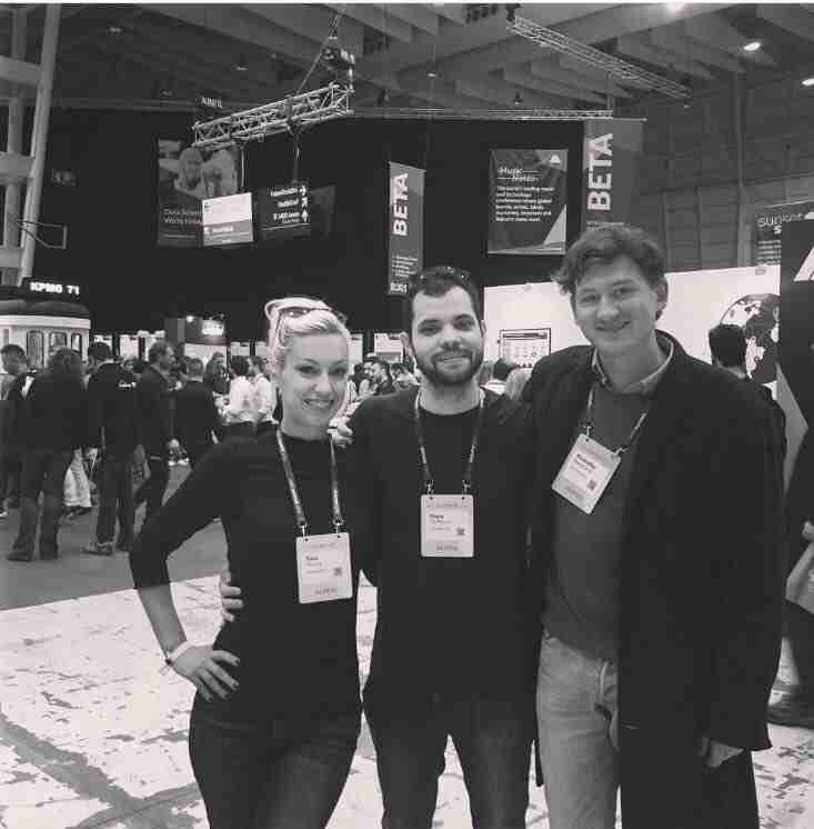 Film Crew at Web Summit
