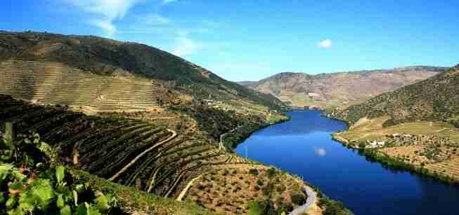filming in douro