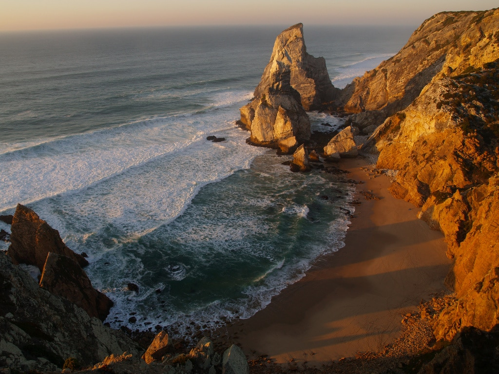 Location Scouting Beach Portugal