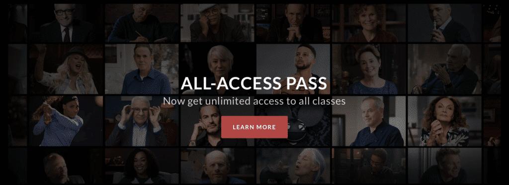 Masterclass.com Free