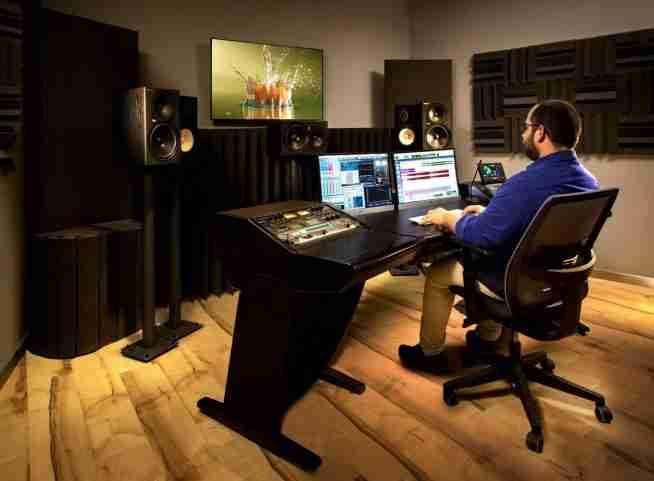 Recording Studio Lisbon 3