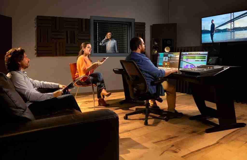 Recording Studio Lisbon 4