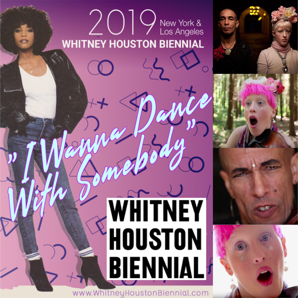 whitney houston biennial